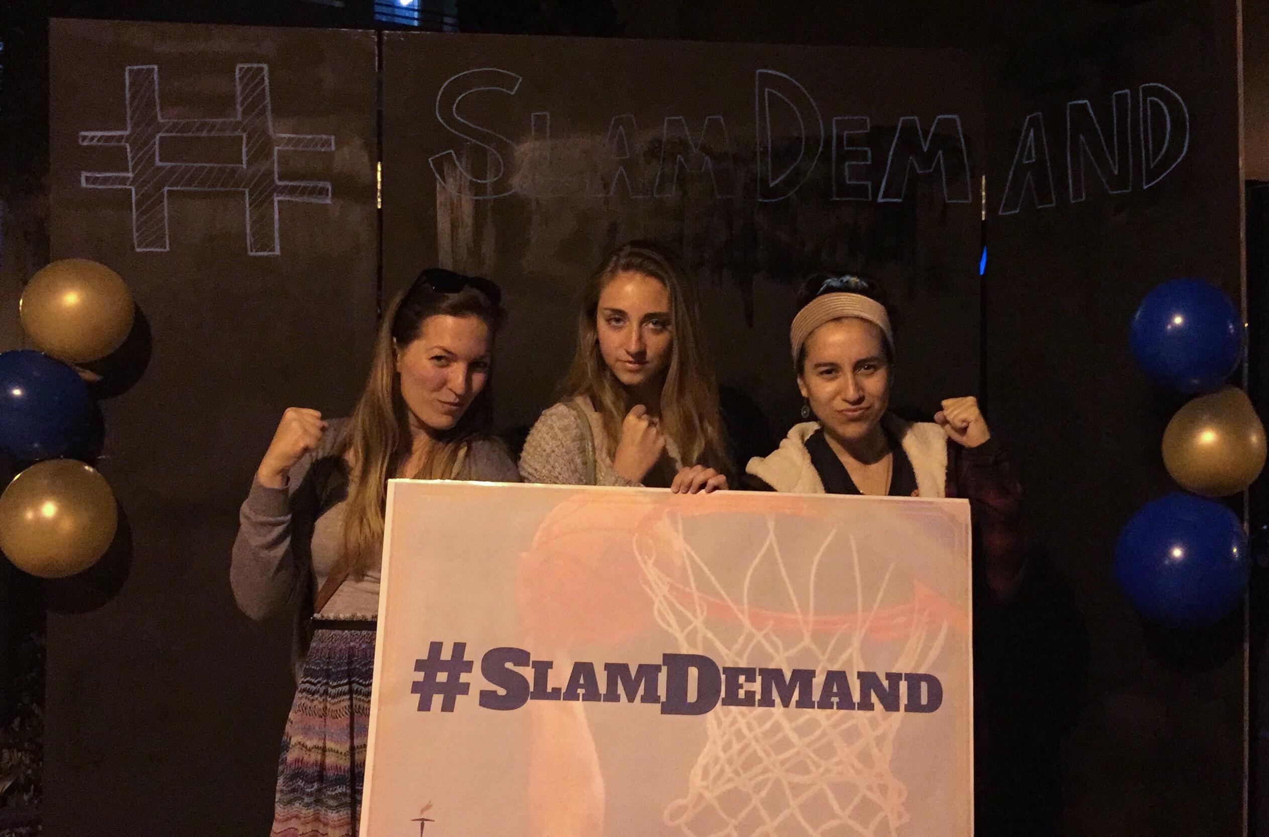 Slam Demand 1